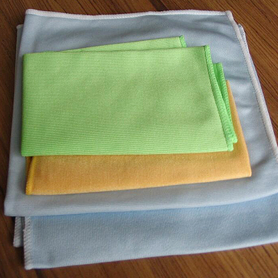 Microfiber Glass Towel /  Microfiber Glass Cloth