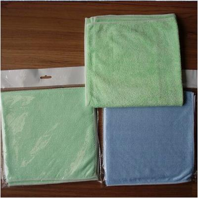 Microfiber Terry  Towel /  Microfiber Terry Cleaning Cloth
