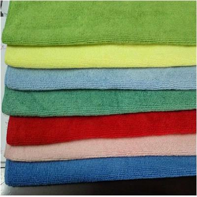 Microfibre Terry Towel  /  Microfibre Terry Cloth